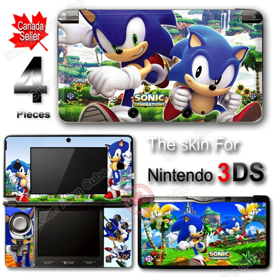 best sonic game for 3ds