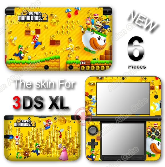 Click The Links For More Skin Designs Lite Dsi
