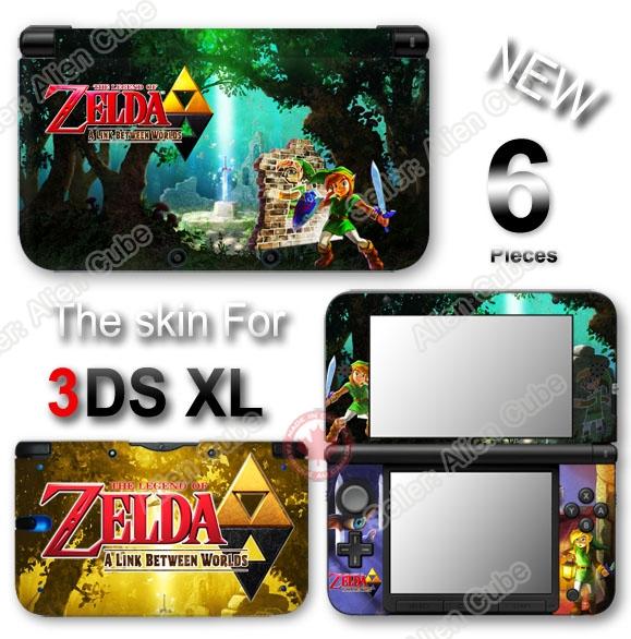Ds Travel Legend Of Zelda Green Case